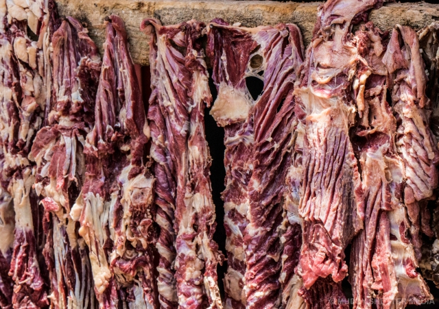 Meat Hanging
