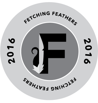 Fetching Feathers Logo
